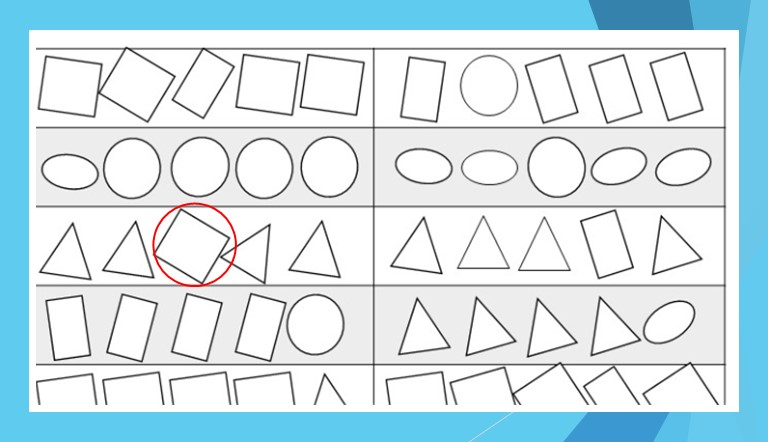 Circle The Odd One Out Worksheets For Kindergarten
